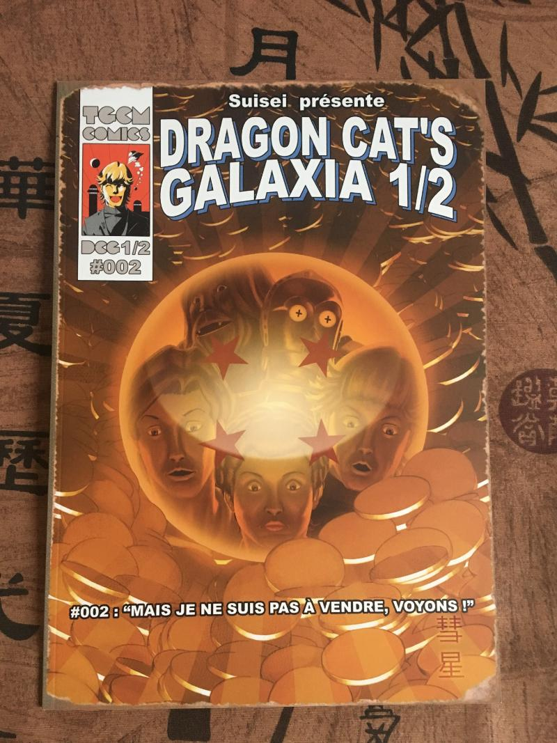 Dragon Cat's Galaxia 1/2 - Issue 2 [French version]